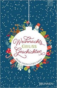 Book Cover: WeihnachtsGrußGeschichten