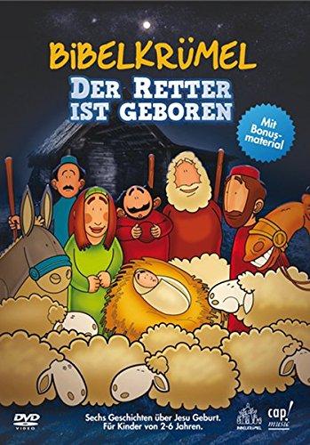 Book Cover: Der Retter ist geboren